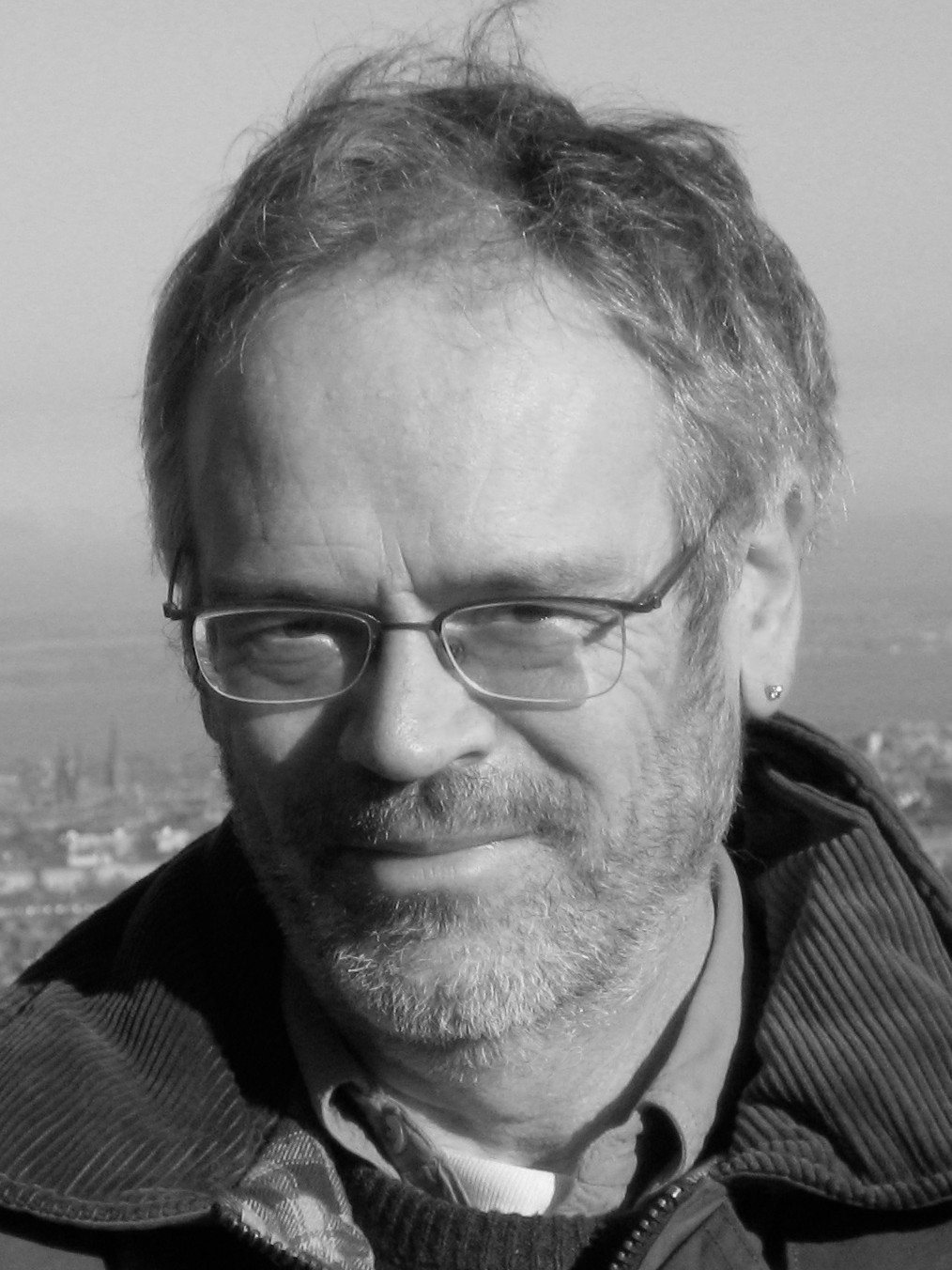 Andrew Greig
