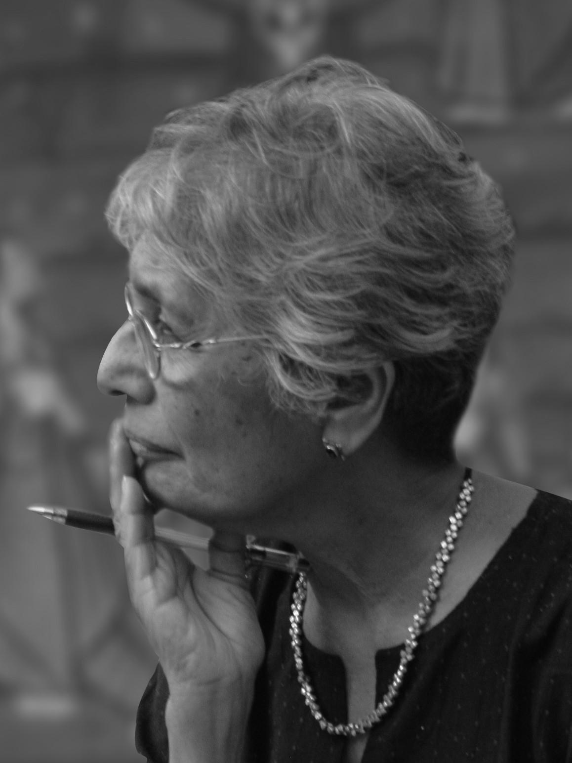 Lakshmi Holmström, MBE 1935-2016