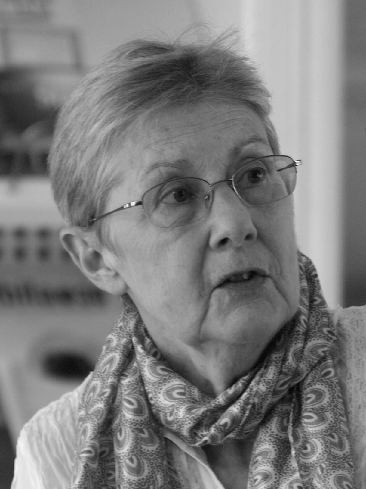 Tessa Ransford, OBE 1938-2015