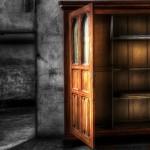 Fibber McGee's closet