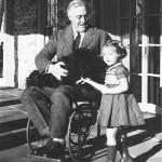 Franklin D. Roosevelt, polio campaigner