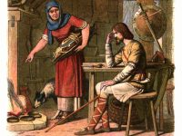 An Anglo-Saxon Heroine