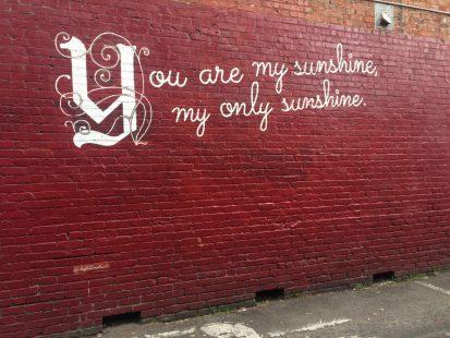 Where Did The Good Graffiti Go?
