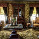 Period living room
