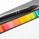 Colourful diary