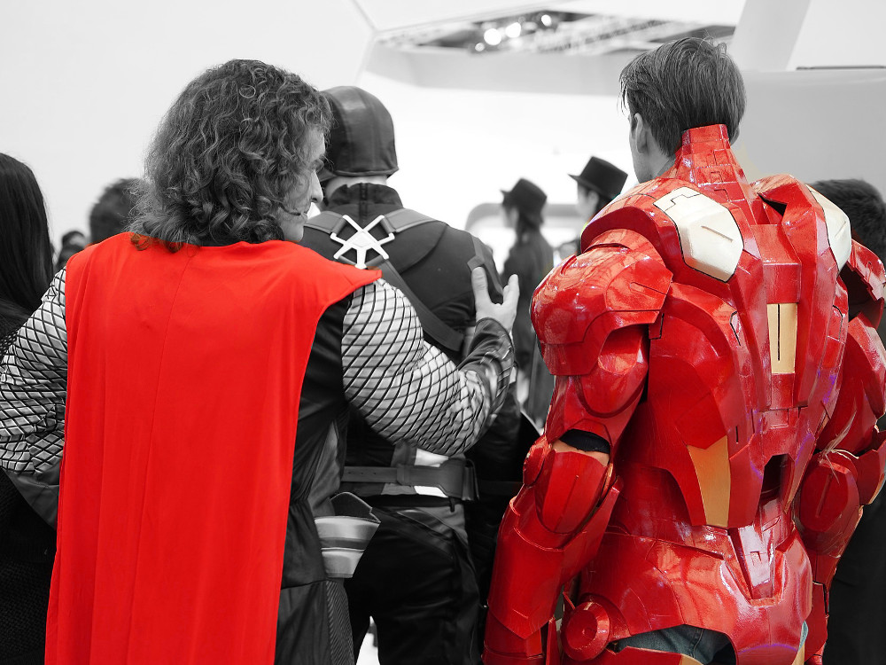 What Makes Superheroes So Special?