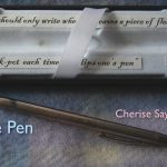 The Pen - Cherise Saywell