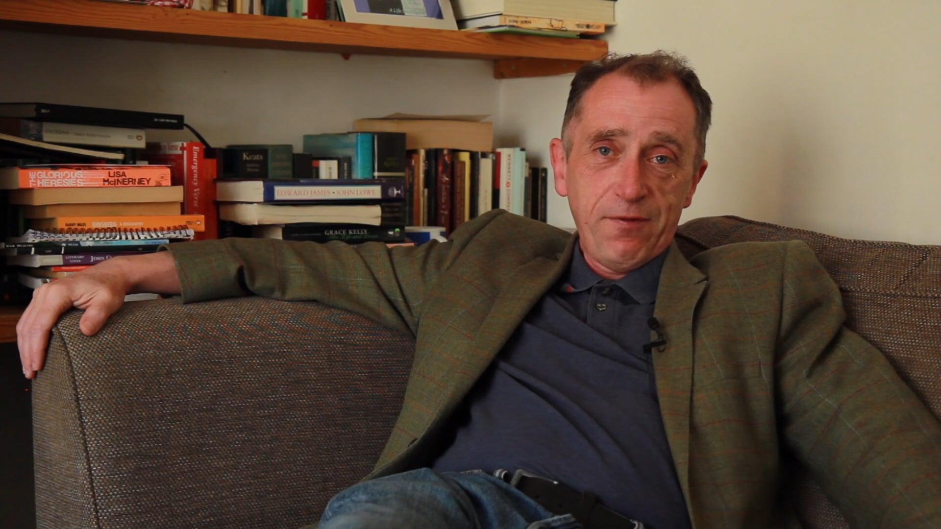 John O'Donoghue, RLF Beneficiary