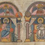 Illuminations from the Codex Aureus