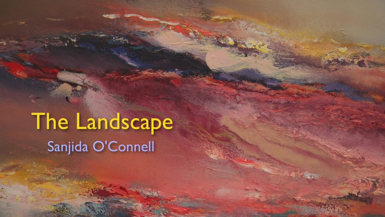 The Landscape - Sanjida O'Connell