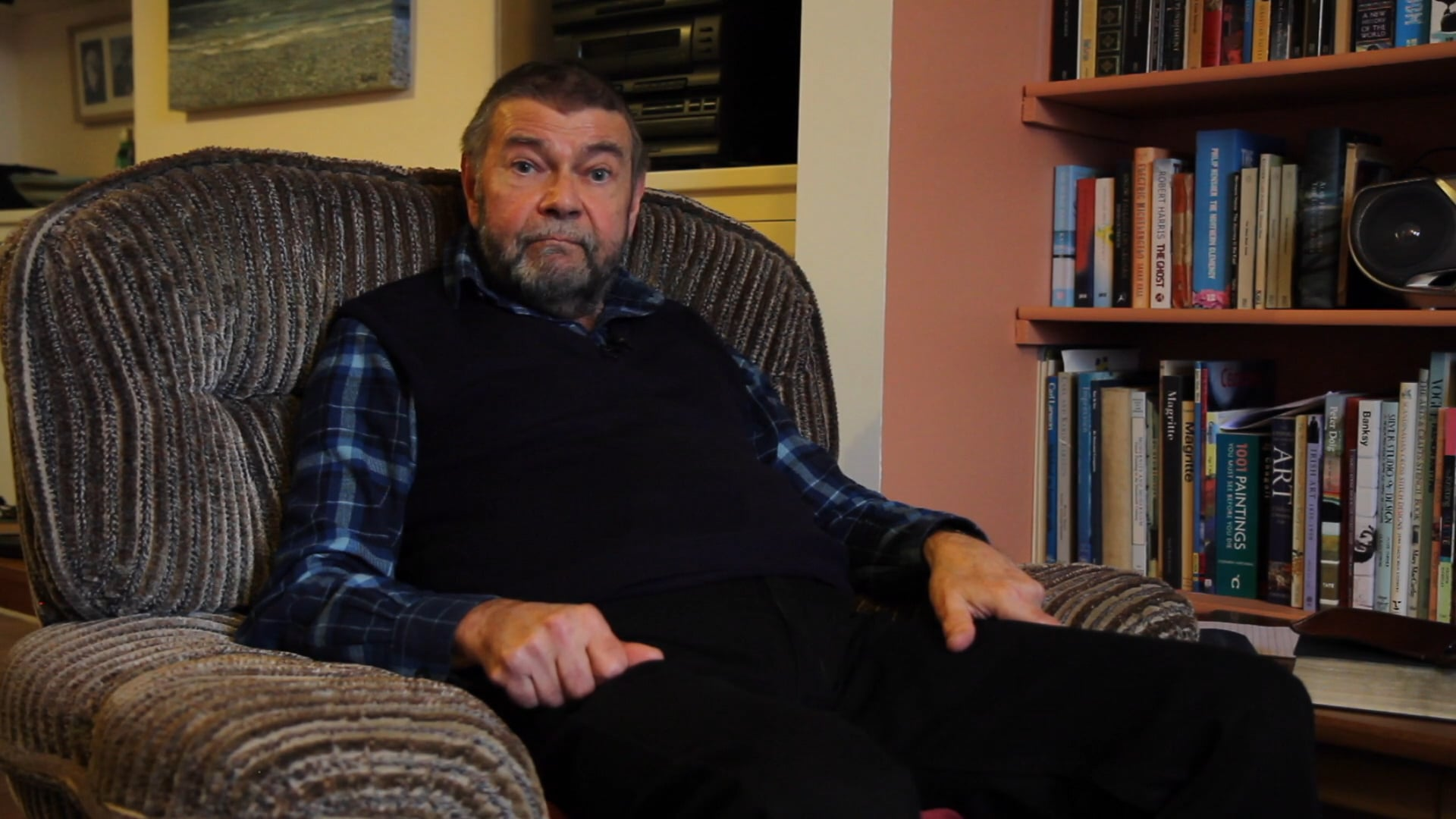 John Pilkington, RLF Beneficiary