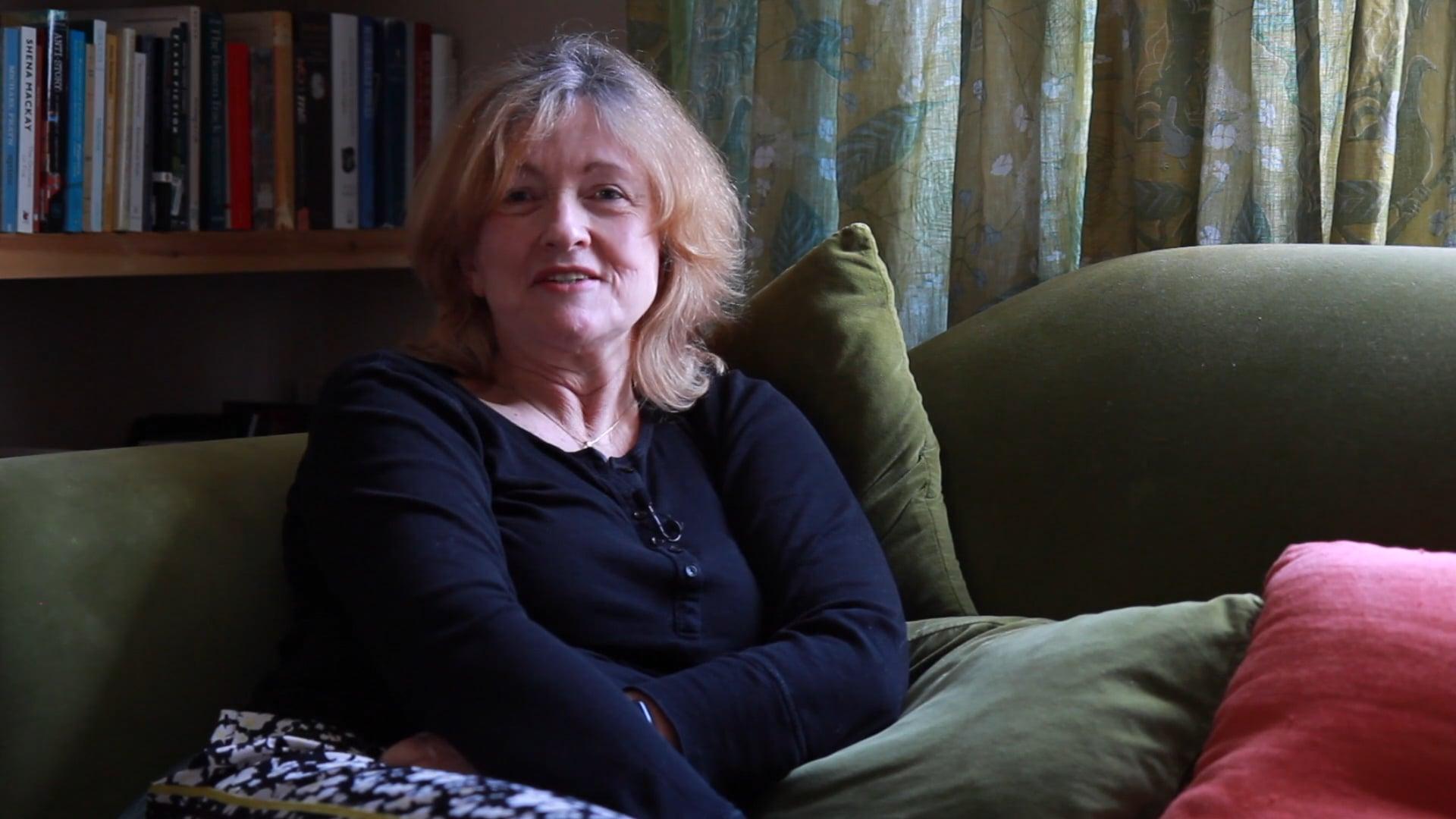 Elizabeth Speller, RLF Beneficiary